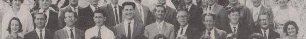 staff 1963 third row
