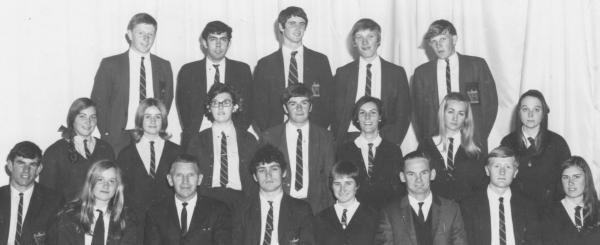 1968 Prefects